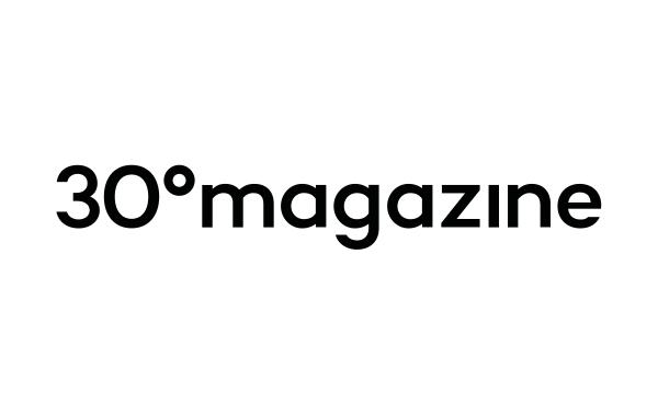Logo de 30° Degrés Magazine